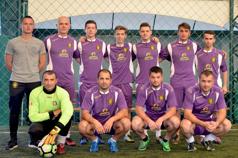 echipa minifotbal atletico brasov
