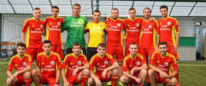 echipa minifotbal preh