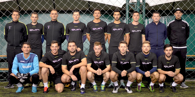 echipa minifotbal quin romania