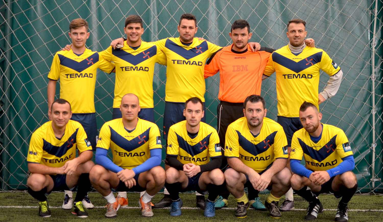 echipa minifotbal temad brasov