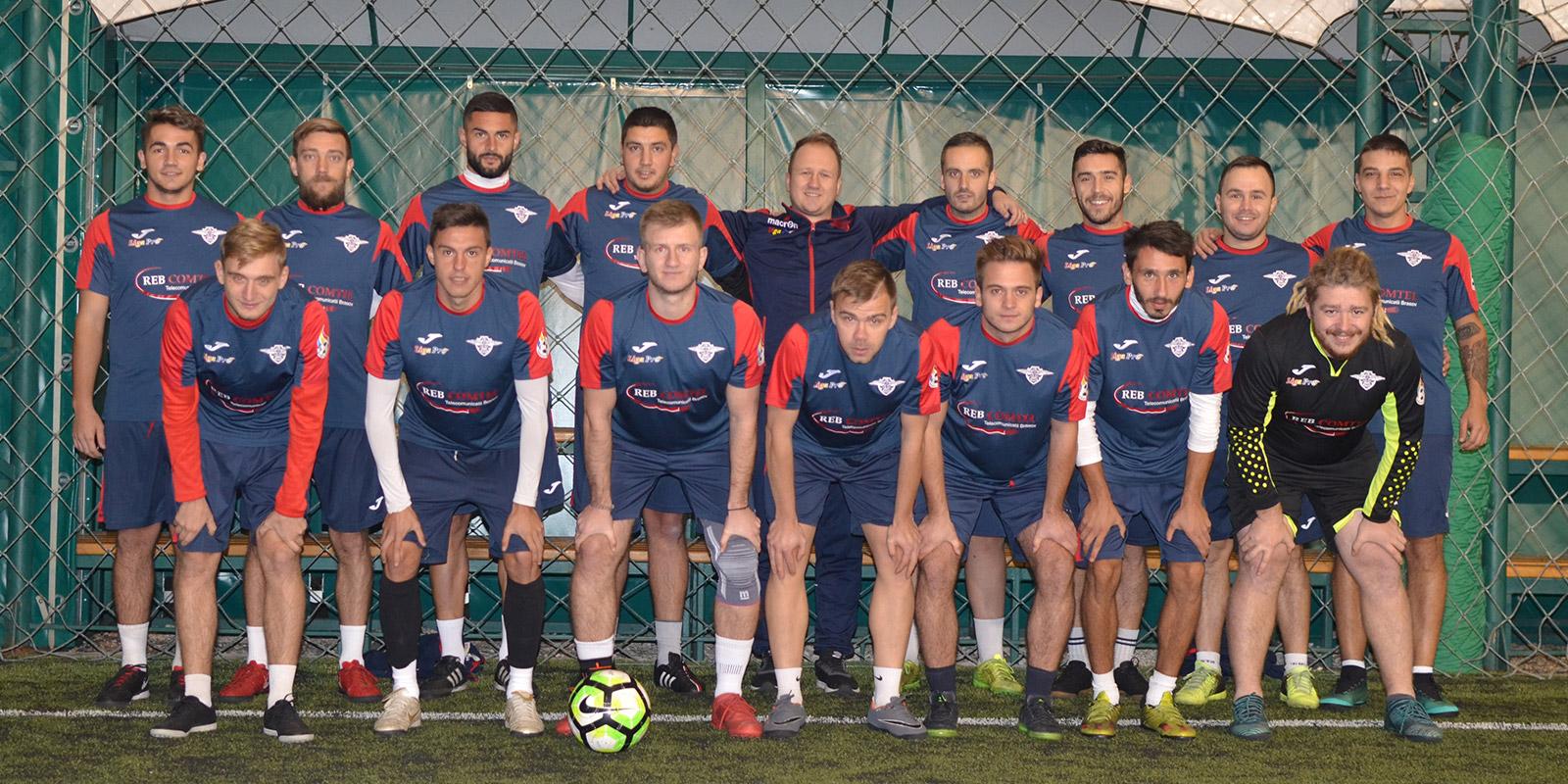 fc reggio minifotbal brasov