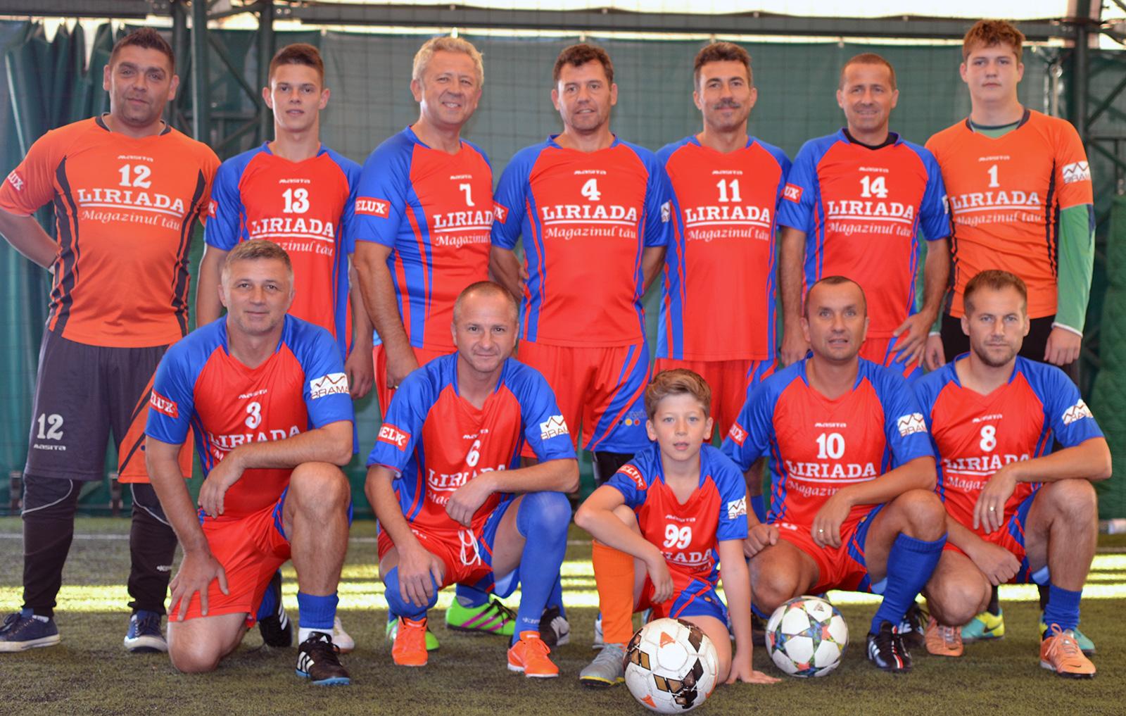 echipa minifotbal liriada