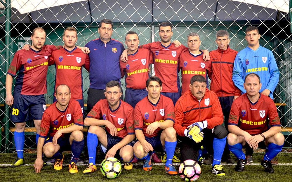 echipa minifotbal bracoma