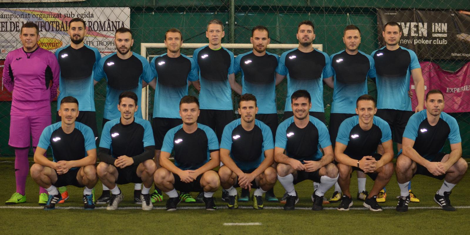dream team minifotbal brasov