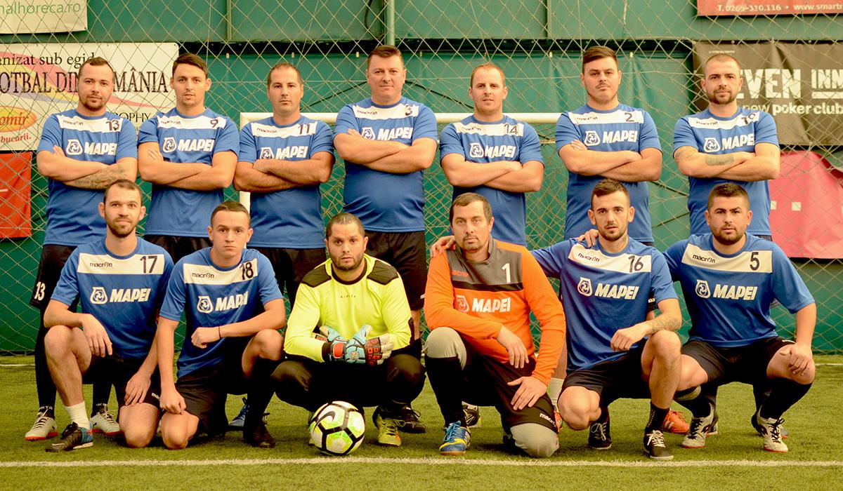 kronfeld minifotbal