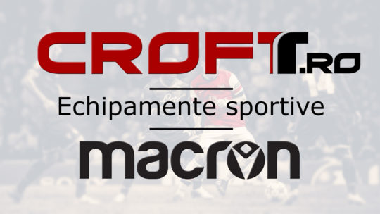 croft.ro partener tehnic liga pro