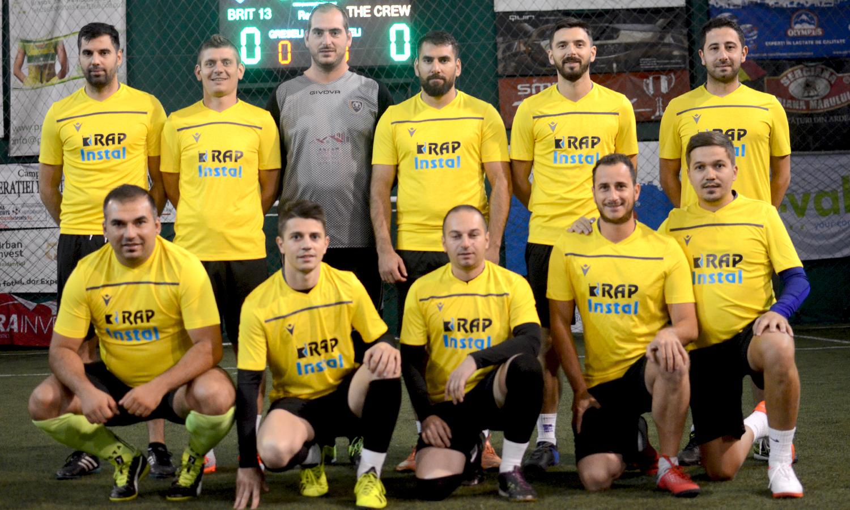 The Crew, echipa minifotbal