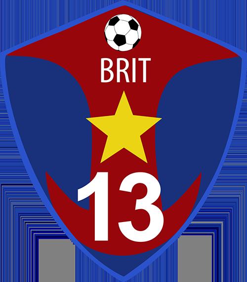 logo brit 13 brasov