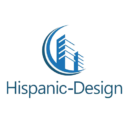 logo hispanic design minifotbal